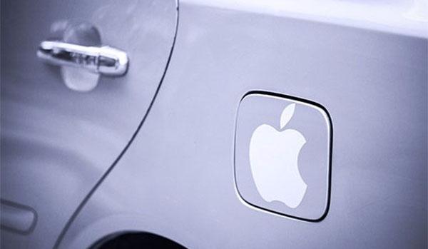 Apple разрабатывают автомобиль-беспилотник