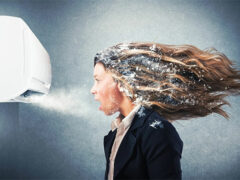 Оптимальная температура для кондиционеров в офисах «устарела» — Ученые