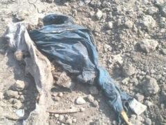В Кемерове на стройке нашли человеческие останки