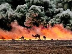 Ученые: кризис на Ближнем Востоке улучшил воздух в регионе