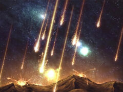 Ученые: В 2022 году на Землю обрушится метеоритный шторм