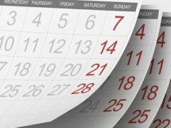 Почему люди путают дни недели