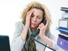 Ученые назвали профессию менеджера самой нервной