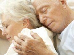 Ученые: качество сна становится с возрастом выше