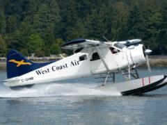 Канада: разбился гидроплан с шестью пассажирами на борту