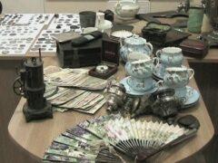 В «Козловичах» задержали контрабандный антиквариат на 550 млн рублей