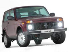 LADA Niva в июле в Германии обошла Lexus и Volvo