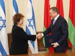 Правительство Израиля утвердило отмену визового режима с Беларусью