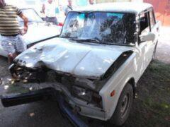 В Новосибирской области в ночной погоне пострадали четыре человека