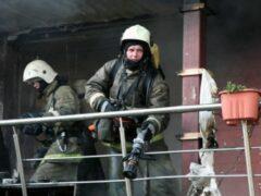 Из горящего здания в Петербурге спасли 47 человек
