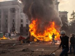 В Одессе нардепы от РПЛ блокируют суд над убийцей одесситов в Доме профсоюзов