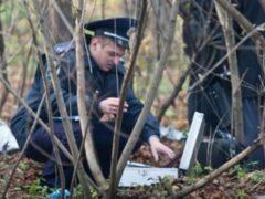 В Подмосковье была убита семья грибников