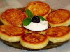 В рейтинг 25 самых любимых десертов мира попали русские сырники
