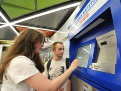 В московском метро выпустили серии билетов ко Дню знаний и Дню города