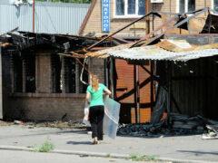 В ДНР под обстрел ВСУ попала исправительная колония в Горловке