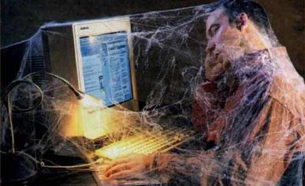 Интернет паутина