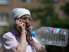 В Южной Осетии 400 человек остались без воды из-за аномальной жары