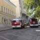 В Москве на балконе квартиры во время пожара обнаружили снаряды времен ВОВ