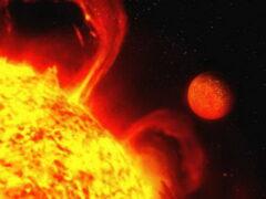 Астроном: Меркурий может столкнуться с Венерой в ближайшие 5 млрд лет