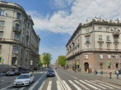 Пятилетнюю девочку сбил автомобиль на переходе в Петроградском районе