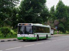 В Москве разыскиваются двое мужчин, обстрелявшие пассажирский автобус
