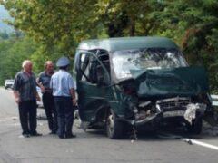 Три российские туристки стали жертвами ДТП в Абхазии