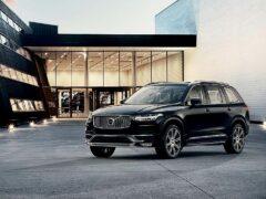 Volvo приняла 57 тыс. заказов на второе поколение XC90