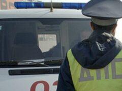 В Иркутске нетрезвый водитель сбил сотрудника ДПС