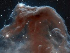 Хаббл получил новые снимки «крыльев космической бабочки»