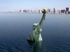 NASA: Через 100 лет вода в Мировом океане поднимется на метр