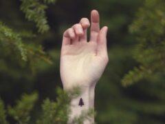 Ученые создали татуировки, которые способны следить за состоянием здоровья