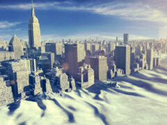 Через 15 лет на Земле наступит ледниковый период