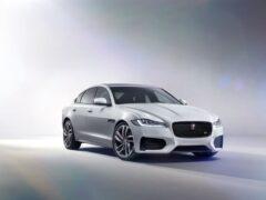 Стали известны цены на новый Jaguar XF 2016