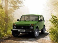 АвтоВАЗ определился с концепцией и стилем Lada 4×4 нового поколения