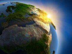 Экваториальные регионы Земли страдают от космической погоды
