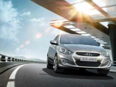 Россия: Hyundai объявила скидки на Solaris и ix35 до 50 тыс рублей