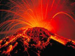 Ученые прогнозируют взрывное извержение вулкана Сакурадзима