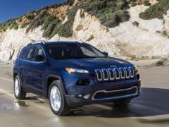 Jeep Cherokee и новый дизельный мотор