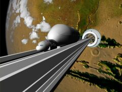 Канадская компания получила патент на космический лифт