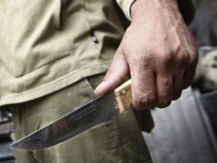 Курянин получил ножевые ранения, защищая свое имущество