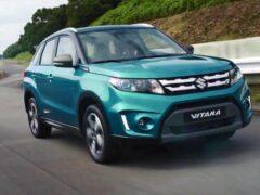 Россия: старт продаж нового кроссовера Suzuki Vitara