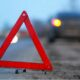 ДТП в Краснодаре: в центре города чуть не перевернулась иномарка
