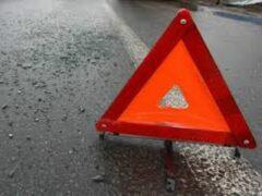 ДТП в Каменецком районе: Ford Fiesta съехал в кювет и разбился