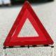 ДТП в Астрахани: иномарка сбила женщину с дочкой на тротуаре
