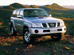 Внедорожник Nissan Patrol покинет рынок через полтора года