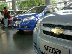 Автопроизводители потеряют прибыль из-за спада продаж в Китае