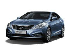 Седан Hyundai Grandeur уходит с российского авторынка