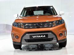 Suzuki продаст в России до конца года 3 тысячи Vitara