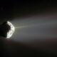 Зонд Rosetta прислал снимки мощного выброса газа с кометы Чурюмова-Герасименко