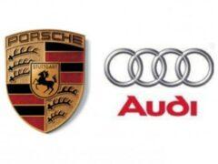 Тандем Audi и Porsche создаст серию новых V-образных двигателей
